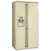Холодильник Side-by-side SMEG SBS800PO9 - фото 1