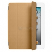 "Чехол 9.7"" Apple iPad2/The new iPad Smart Cover MD302ZM/A Кожа - фото 1"
